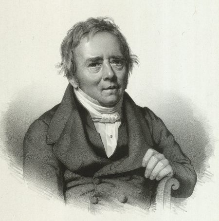 Hans Christian Ørsted (1977-1851). Rys. europeana.eu