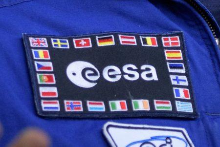 Logo ESA. Fot. ESA