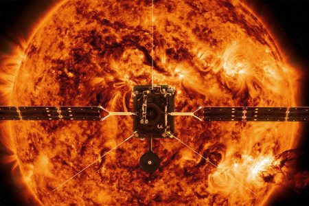 Solar Orbiter. Rys. ESA